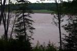 high tide on theShubenacadie
