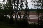low tide on theShubenacadie
