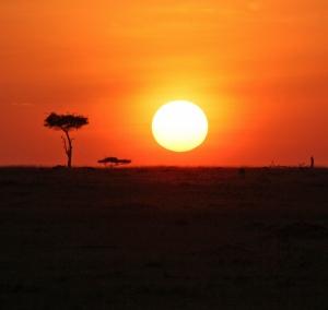 sunset 8x8