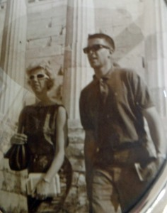 Mom and Dad in 1965.